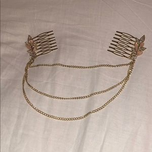 Accessories - Gold Hair band